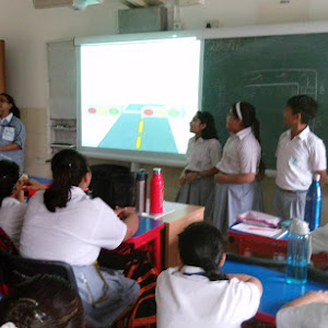 Presentation on Road Safety  01.08.2017