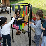 Nursery get noisy and messy!