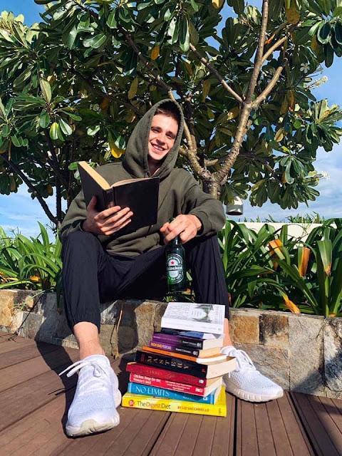 Vladimir Grand Fresh Experiences with Heineken