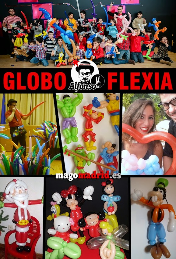 cartel-globoflexia-mago-madrid
