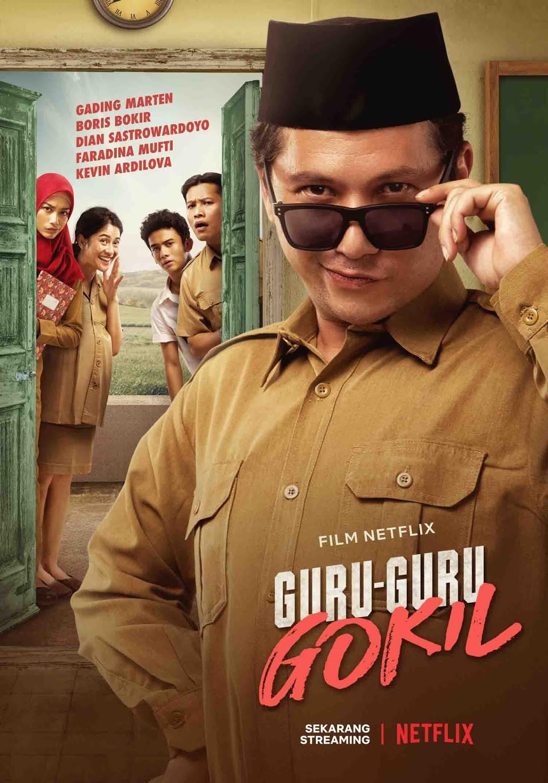 Download Guru-Guru Gokil (2020) WEB-HD