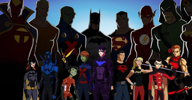 Young Justice To Return For A 3rd Season!