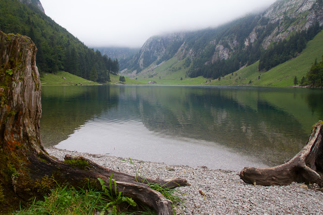 am Seealpsee