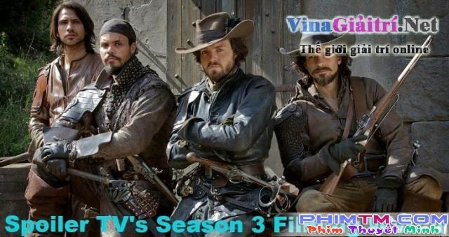 Xem Phim Ngự Lâm Quân Phần 3 - The Musketeers Season 3 - phimtm.com - Ảnh 1