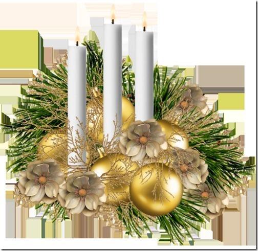 fotos de velas de navidad (8)