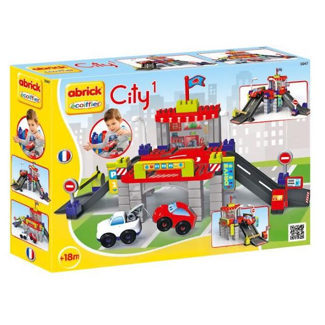 Mô hình thành phố tí hon Ecoiffier 03047