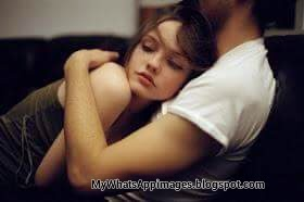 Hug Romantic Girl boy image