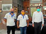 Pengprov Squash Aceh Silaturrahmi Dengan Rektor Unsyiah