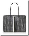 Tory Burch Black Link Tote Bag - other colours
