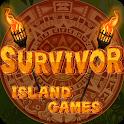 SURVIVOR Island Games icon
