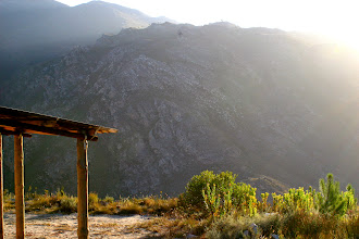 Photo: View to the Bobbejaansgat Waterhole