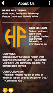 Heart Fellowship - náhled