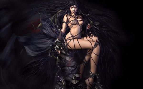 Mystical Magian Of Goodness, Fantasy Girls 1
