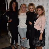 OIC - ENTSIMAGES.COM - Bianca Lake, DJ Sarah Giggle, Megan Rees and Lady Nadia Essex at the  Launch of Dawn Ward as the face of new brand 3D SkinMed London 16th September 2015 Photo Mobis Photos/OIC 0203 174 1069