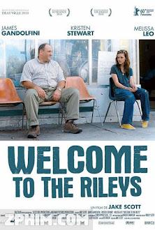 Chào Mừng Đến Với Rileys - Welcome to the Rileys (2010) Poster