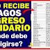 Si no recibe Ingreso Solidario de abril, ¿a quién debe dirigirse?
