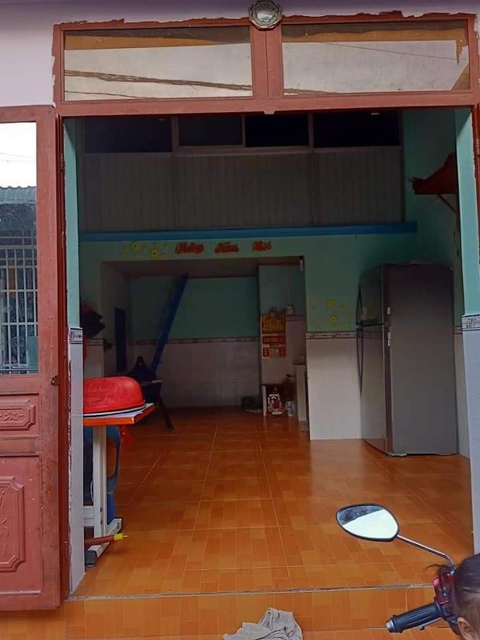 Cần bán căn nhà ở gần ngay vòng xoay An Phú, Thuận An, Bình Dương.