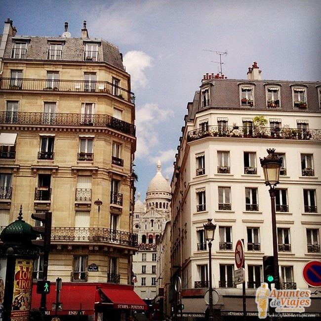 Visitar Montmartre Paris 3