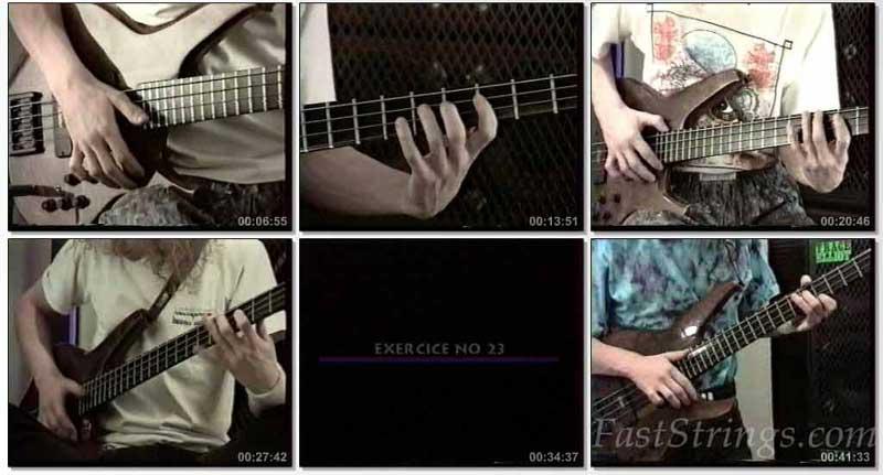 Pascal Mulot - Slap Bass Techniques (Techniques du Slap a la Basse)
