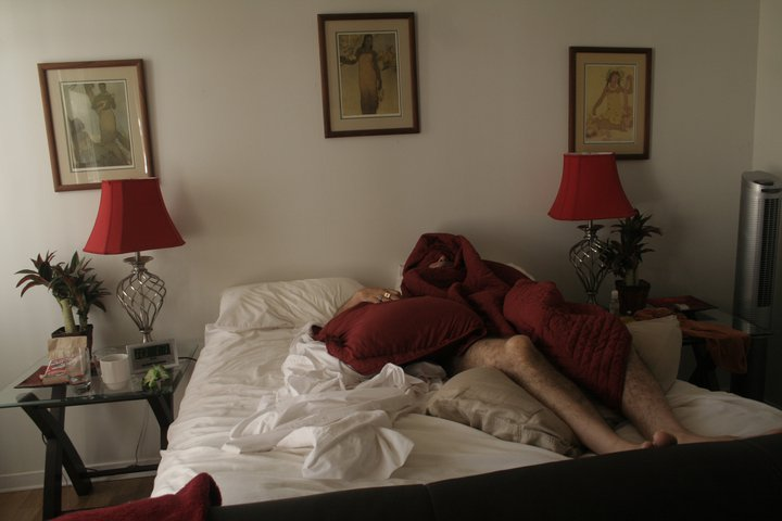 Ross Jeffries Pickup Artist In Bed, Ross Jeffries