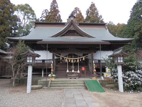 いざ、神社!!: 橿原神宮(ひたちなか市)