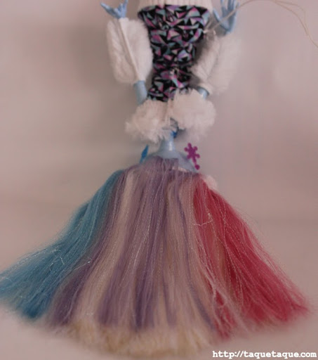 Abbey Bominable - Monster High