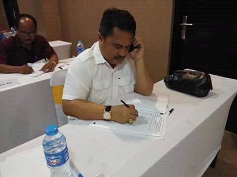 Pemkab Lampung Barat gelar kompentensi bagi calon pejabat tingkat pratama