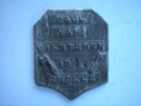 Naam: Paul van VilsterenPlaats: ZwolleJaartal: 1984