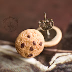 Choc Chip Cookie Studs
