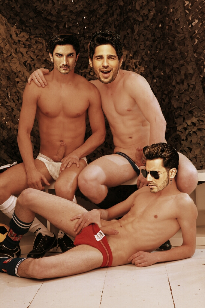 Nude Indian Male Celebrities Post 62- Bollywood Males Orgy 12-6141