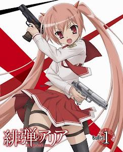 Viên Đạn Đỏ - Hidan No Aria poster