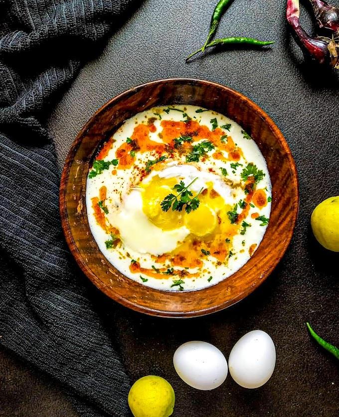 Turkish Eggs Recipe | Breakfast Care