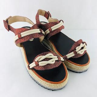 Marcela B. Platform Sandals