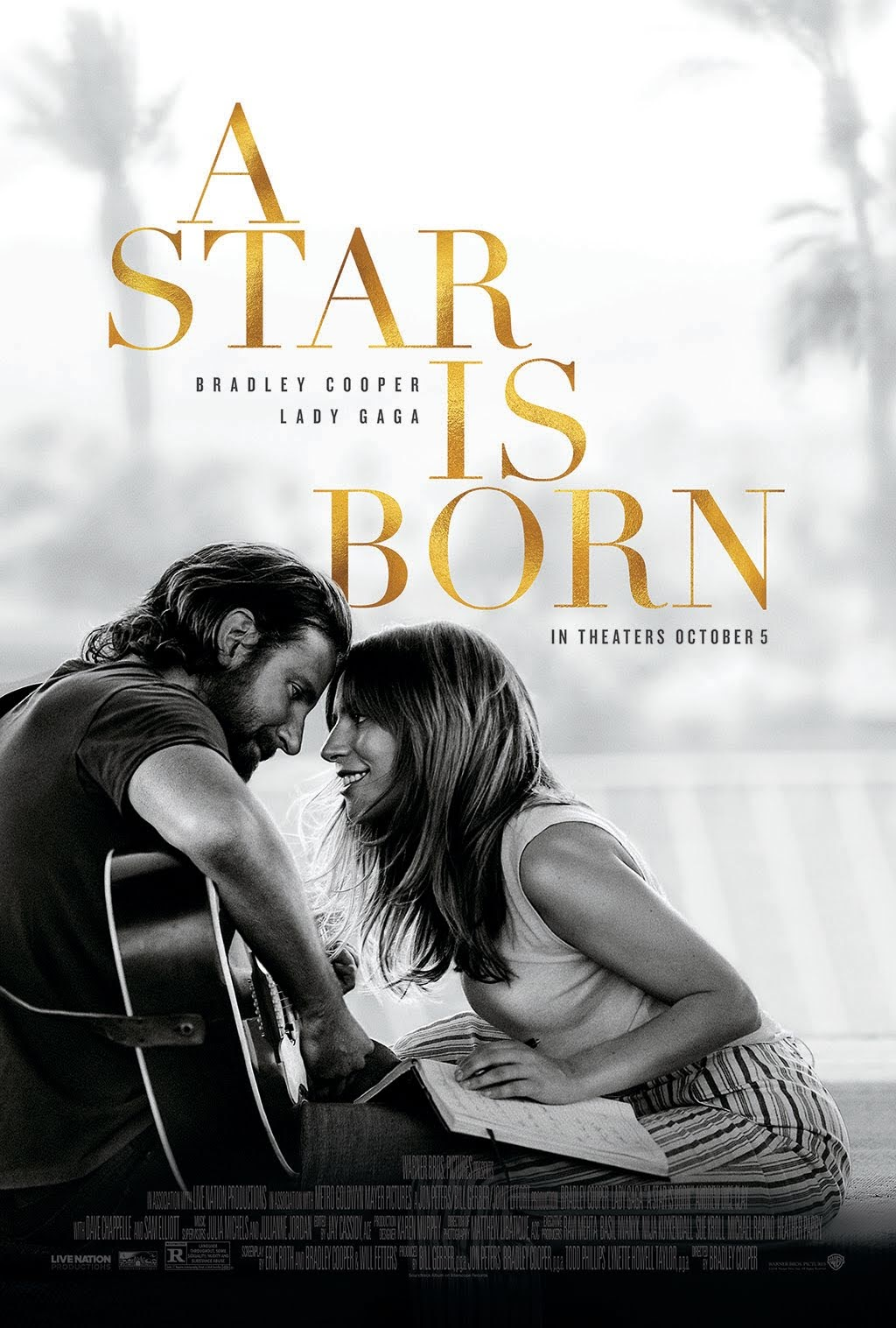 A STAR IS BORN movie poster No.3
