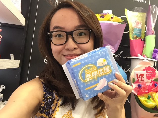 Sophisca Singapore Sanitary napkins