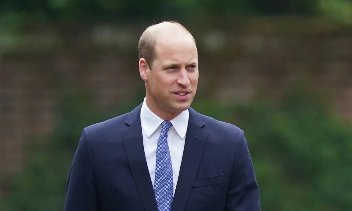 The Two Things Prince William Inherited from Princess Diana