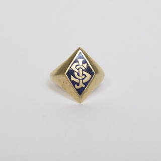 10K Gold SJC Ring