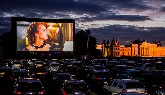 Jazz Drive-In Cinema starts screening in Karachi""