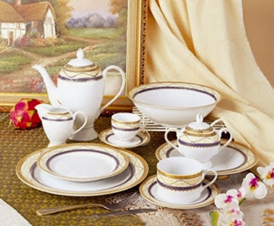 Twist shout coaching la vajilla de porcelana for Vajilla de porcelana inglesa