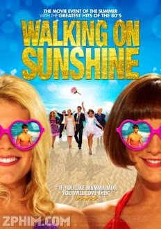 Thiên Đường Tìm Đâu - Walking on Sunshine (2014) Poster