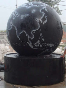 Ball, Contemporary, Floating Sphere, Fountain, Fountains, Ideas, Natural Stone