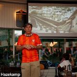 Prijsuitreiking in de pauze van Nederland/Spanje