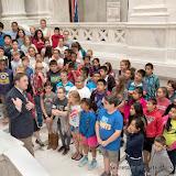 5-17-16 Clarksville Kraus 5th Graders Tour