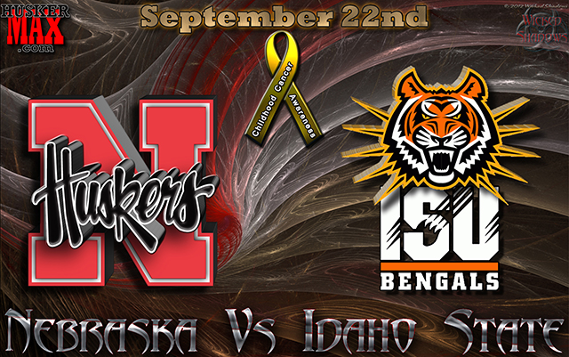 Nebraska Vs Idaho State Gameday wallpaper