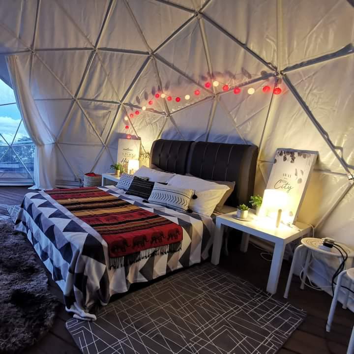 Umea Glam Kundasang Homestay, Tawar Pengalaman Sweden