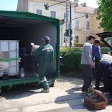 Prima campanie de colectare a deseurilor periculoase si a DEEEurilor - mai 2011 - DSC09510.JPG