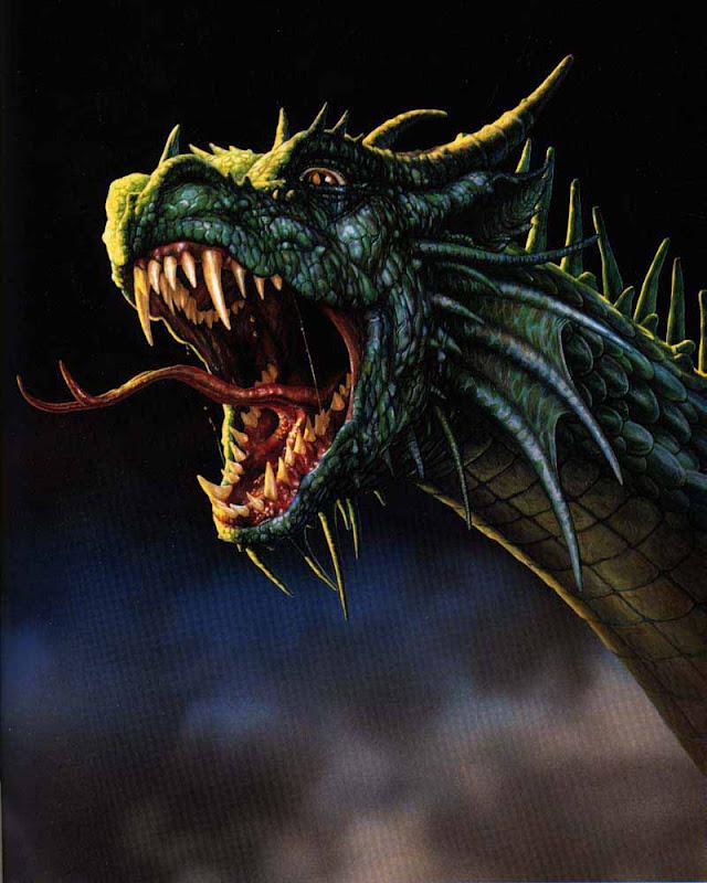 Dragon Shout, Celtic And Druids