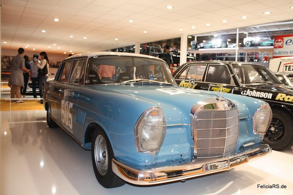 Rallye Mercedes