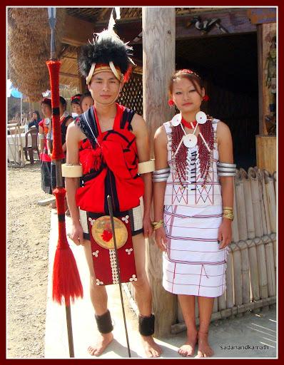 WANDERLUST: Hornbill Festival, Nagaland - December 2011 - A Photoblog