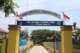 Sekolah SMK Negeri Di Tambelang Bekasi